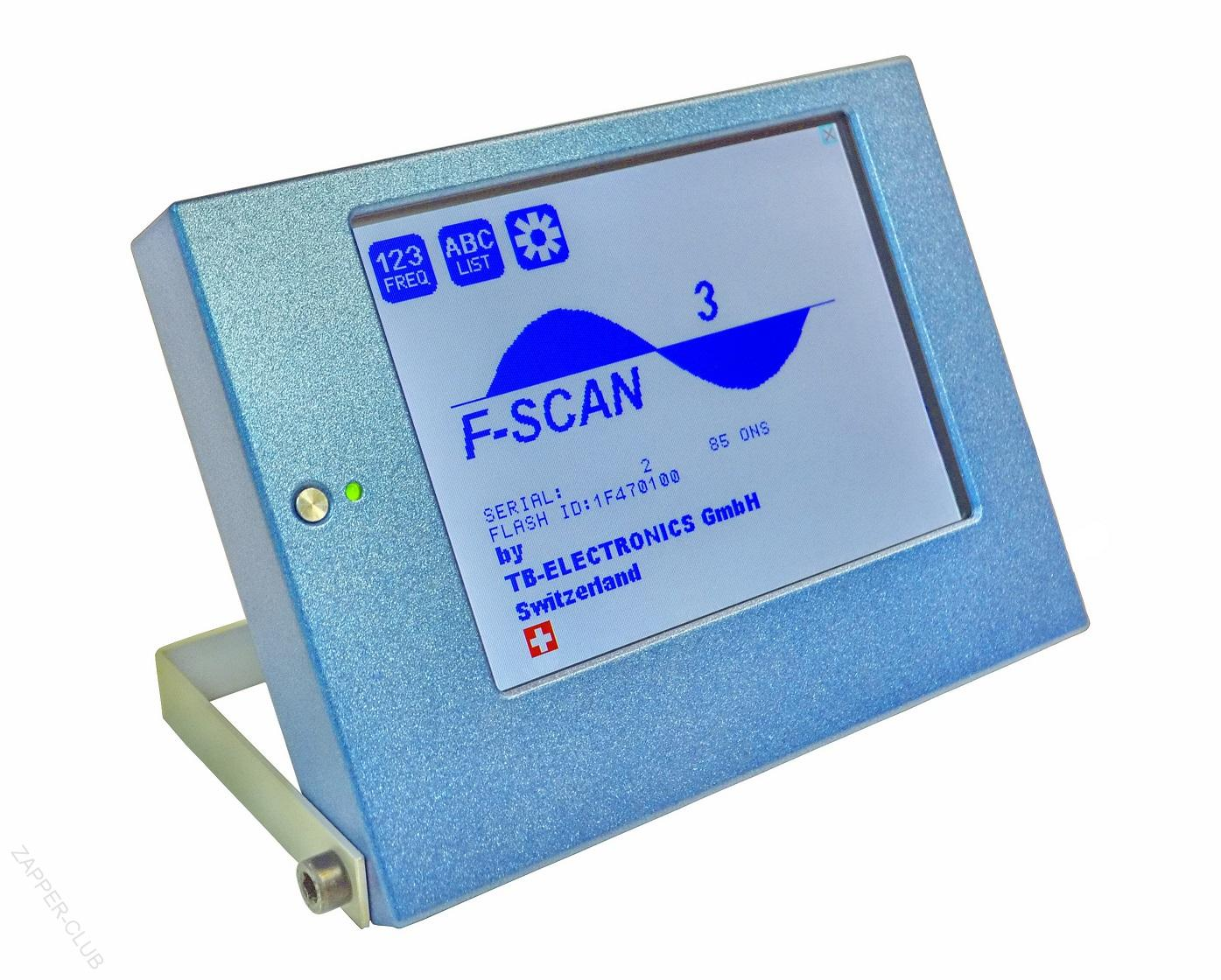 F-scan 3 Battery